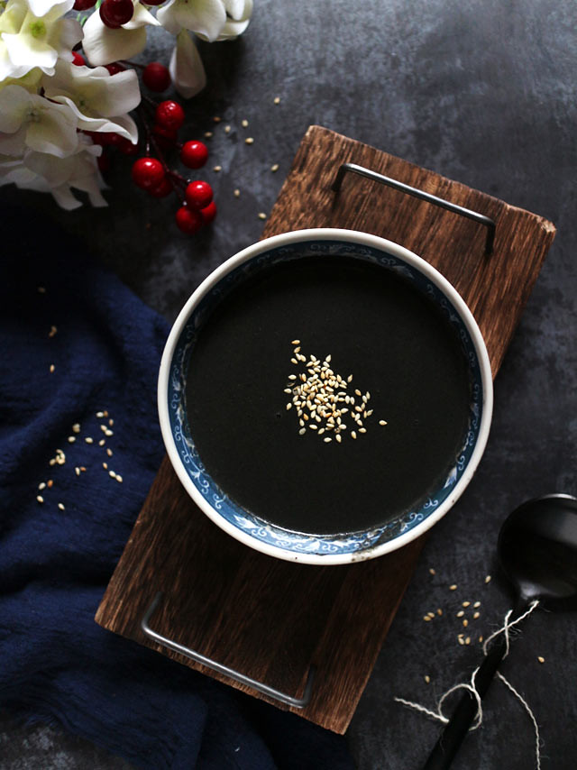 黑芝麻糊 black-sesame-sweet-soup (2)