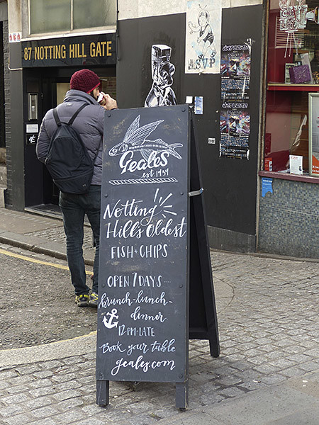 geale's