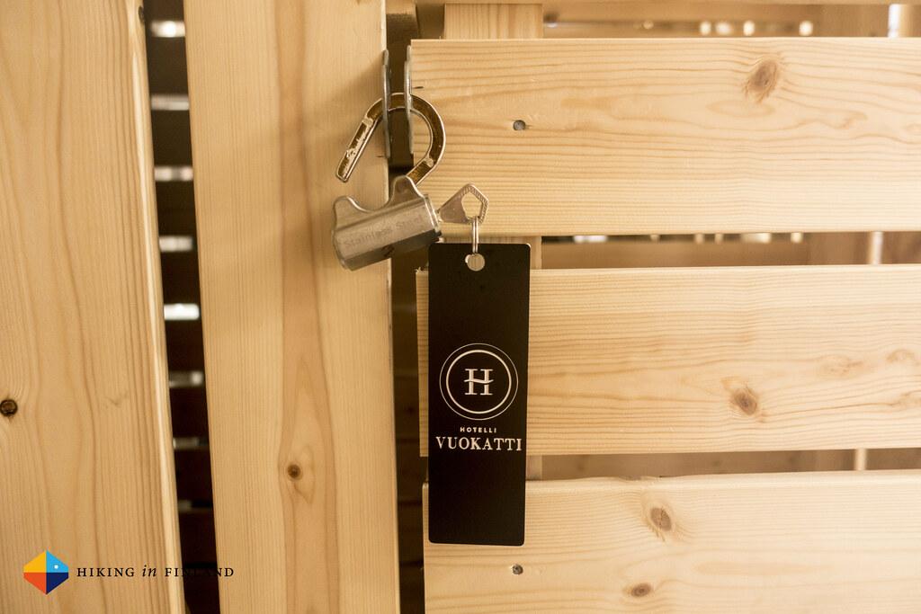 Hotelli Vuokatti & Suites - Ski Storage