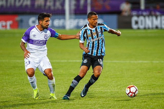 Defensor x Grêmio 27/02/18