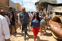 Visita à ocupação Vila Esperança
