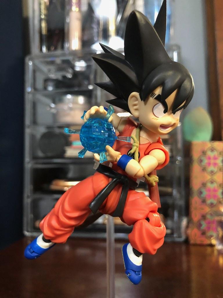 Figuarts Kid Goku