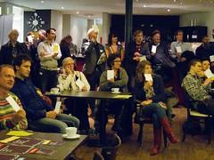 Informatie-avond Groene Oever, 12 december 2011.