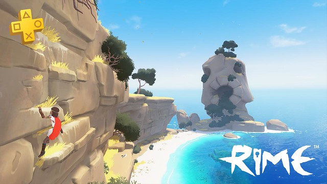 PlayStation Plus February 2018: Rime