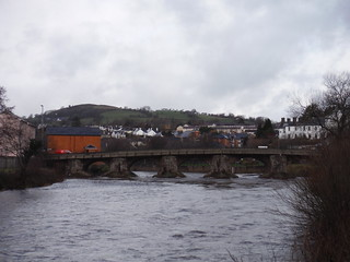 Usk Bridge, Brecon