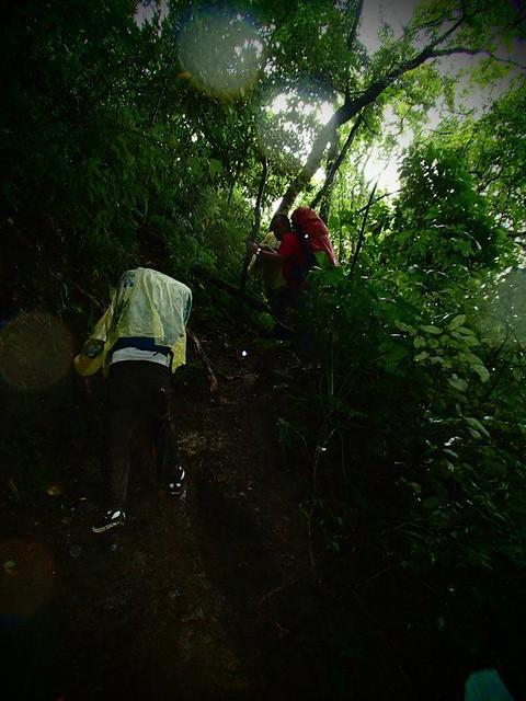more muddy trails
