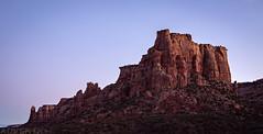 Gold Star Canyon Sunset (2-6-18)