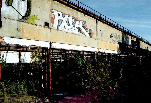 Ex stabilimento Innocenti, Milano - Former Innocenti car factory, Milan