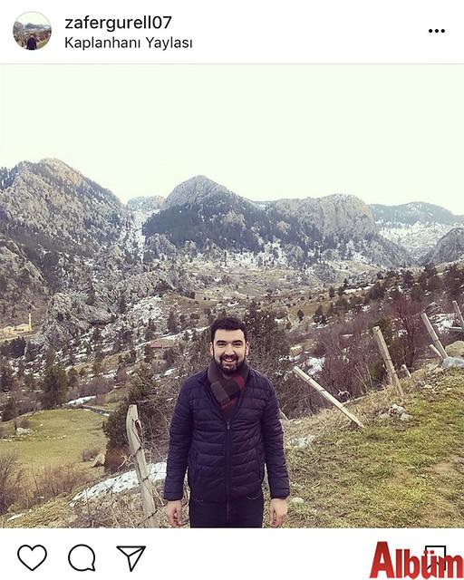 Dim Süper Market'in sahibi Zafer Gürel, Kaplanhanı Yaylası'nda doğayla iç içe keyifli bir hafta sonu geçirdi.