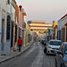 In the streets of Campeche por Chemose