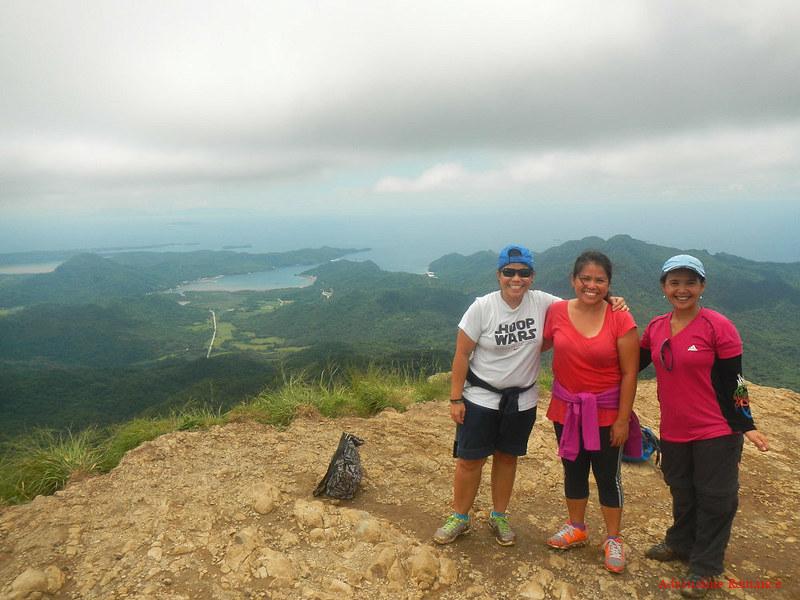 Summit of Pico De Loro
