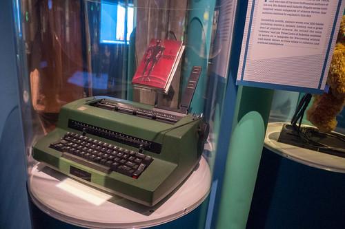 Isaac Asimov's Typewriter
