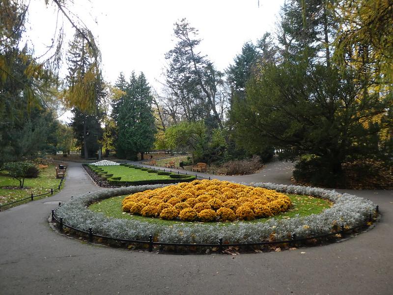 Oliwa Park, Gdansk