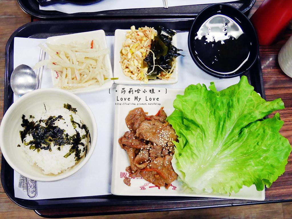 台北信義區莊敬路好吃韓國料理逢香豆腐鍋 (7)