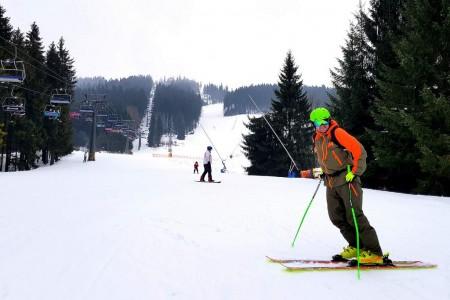 SNOW tour 2017/18: Tanvaldský Špičák - řízné sjezdovky pro malé i velké