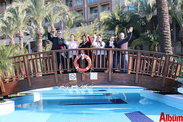 Başkan Türel okul birincisi öğrencilere 5 yıldız otelde tatil hediye etti. -3