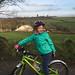 Ride around Carn Brae with Isla