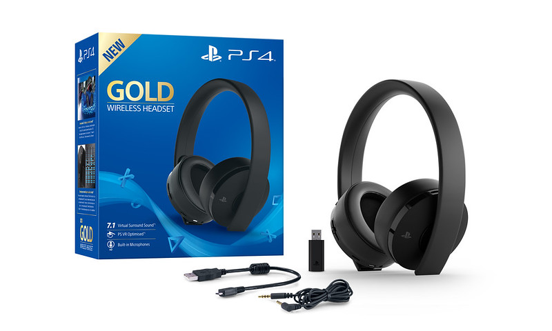 Playstation gold headset setup and review youtube.