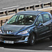 Peugeot 308 1.6 HDi - AD-167-ZY 94 - Val-de-Marne, France