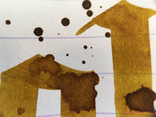 Ink Shot Review KWZI Old Gold @AppelboomLaren 7