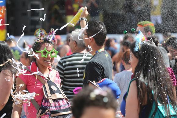 Antes a polícia ia, furava o couro e batia no pessoal, mas não conseguia acabar com essas manifestações que guardam um caráter espontânea. - Créditos: Fabio Rodrigues Pozzebom/Agência Brasil
