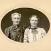 Julia Dixon Green and Martha Dixon Cleland sisters