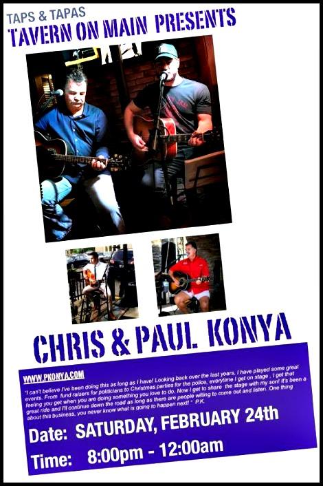 Chris & Paul Konya 2-24-18