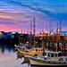Sunset Pier 39