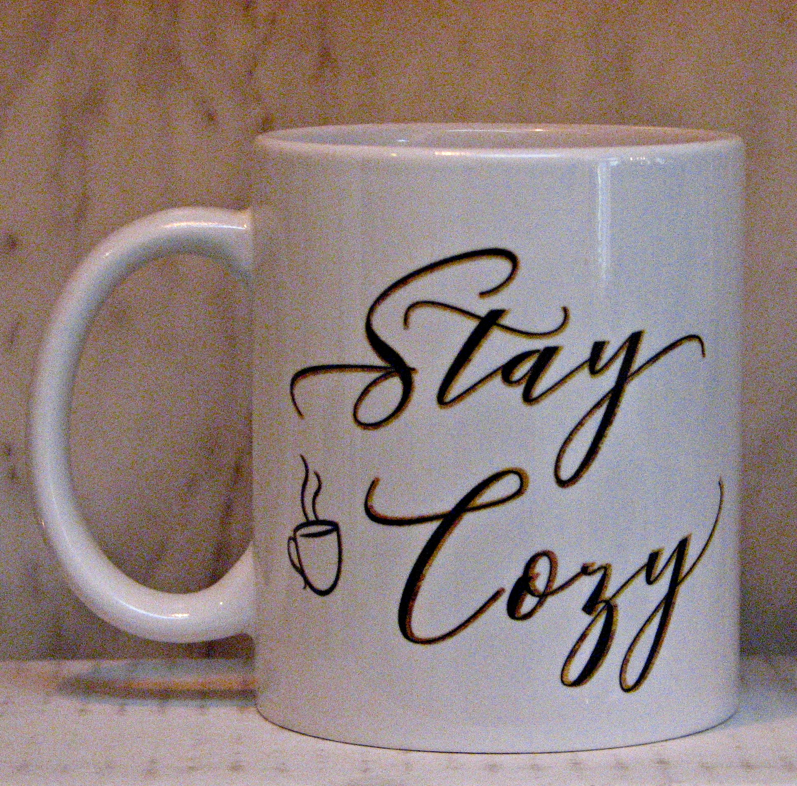Stay Cozy Mug