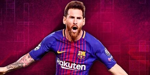 Terbongkar Gaji Selangit Lionel Messi