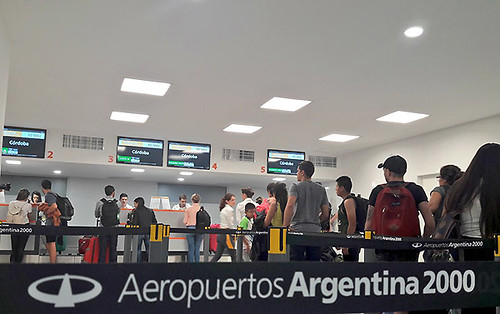 EPA El Palomar Check-In (AA2000)