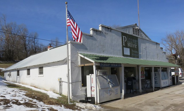 Post Office 65733 (Protem, Missouri)