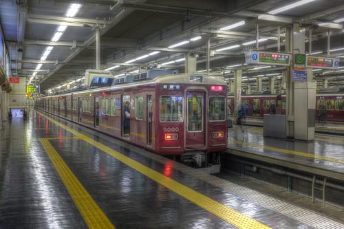 Osaka-Umeda Station (Hankyu) on 23-02-2018 (1)