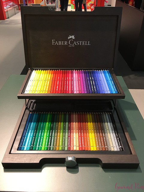 Field Trip Insights X Stationery:Trade Show @FaberCastell @InsightsExpo 16