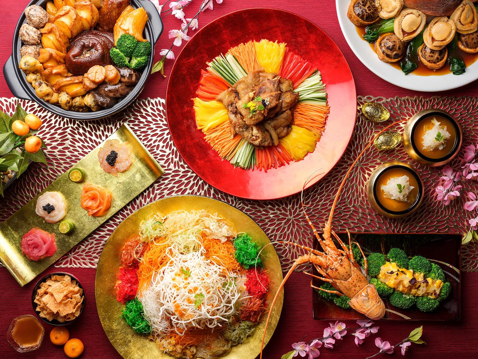 Singapore Marriott Tang Plaza Hotel - Wan Hao Festive Feast