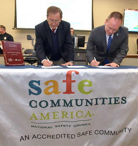 Safe Communities America