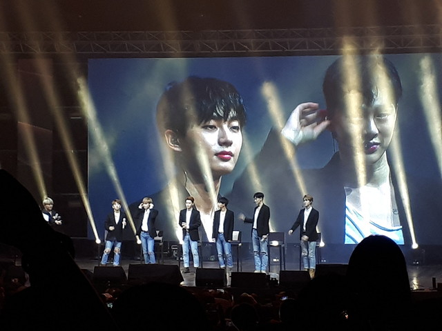 JBJ Come True in Manila