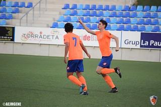 CF Badalona - AE Josep Maria Gené 17-18