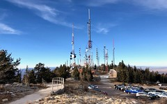 Radio Towers at Sandia Peak