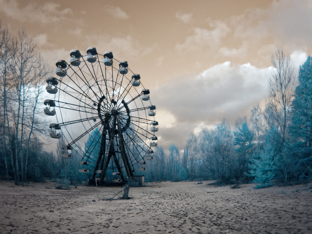 Pripyat Amusement Park, Chernobyl