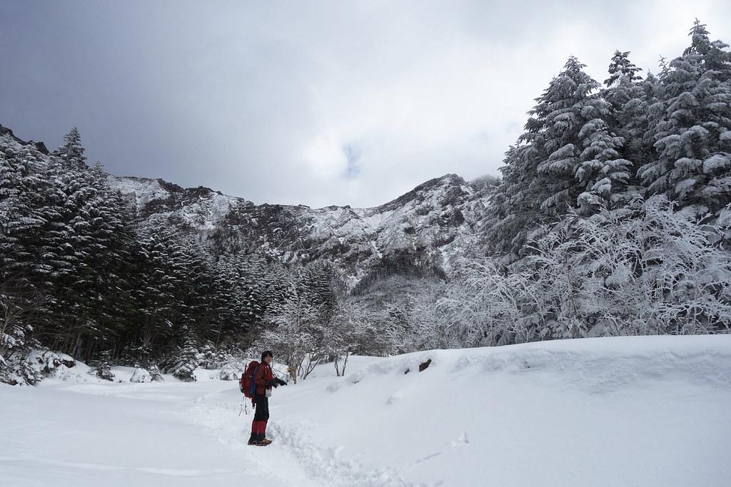 硫黄岳2018-1