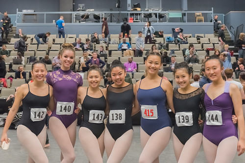 March 1, 2018: National High School Dance Festival