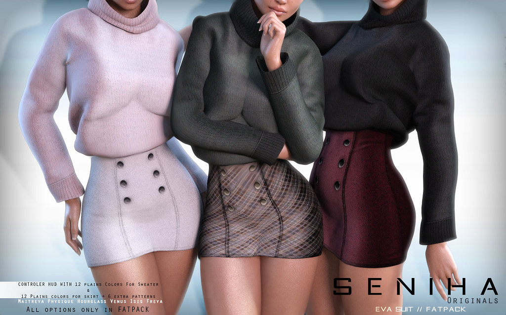 SENIHA-EXCLUSIVE FOR TRESCHIC EVENT!!