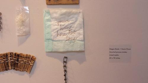 Megan Bostic + Davis Choun - Artspace