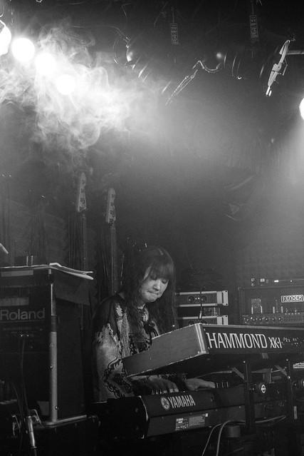 O.E. Gallagher live at Crawdaddy Club, Tokyo, 20 Jan 2018 -00100