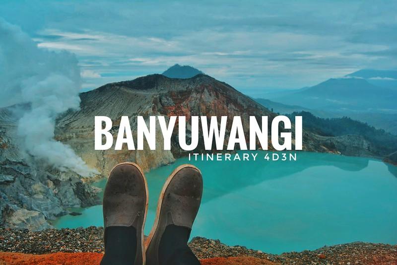 Itinerary Banyuwangi