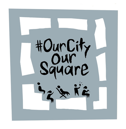 #OurCityOurSquare by David Blumenstein