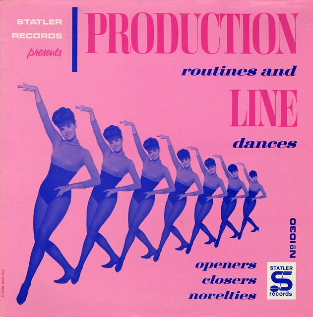 Production Routines And Line Dances