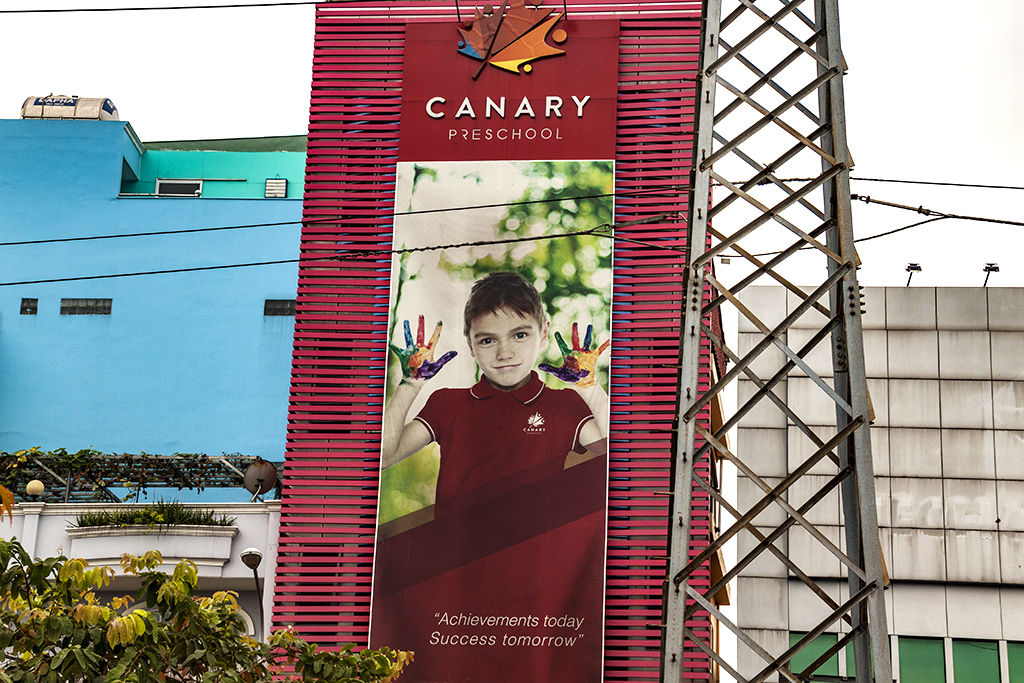 CANARY PRESCHOOL--Saigon