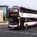 10899-YX67 CVM.Enviro400MMC. Stagecoach Lincolnshire.